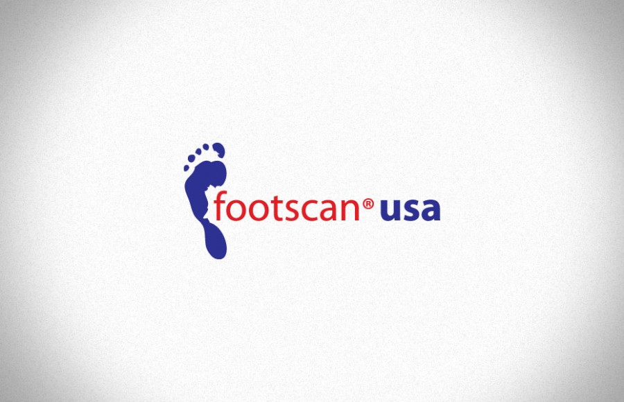 Footscan USA Color Logo