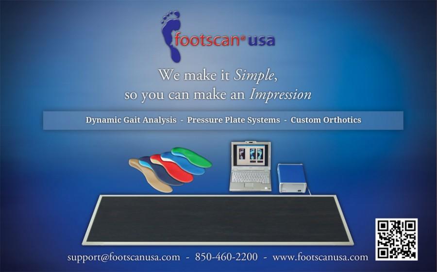 Footscan USA Magazine Ad