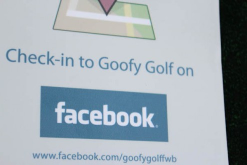 Goofy Golf Facebook Places2