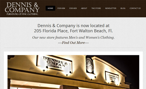 Dennis & Company Clothing