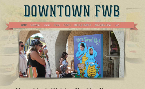 Downtown FWB design