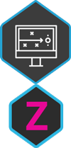 Zero IN icon