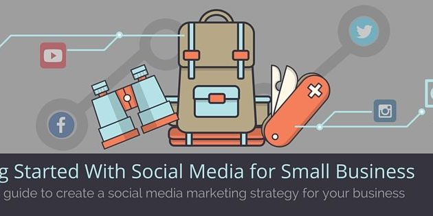 Getting Started With Social Media for Small Business