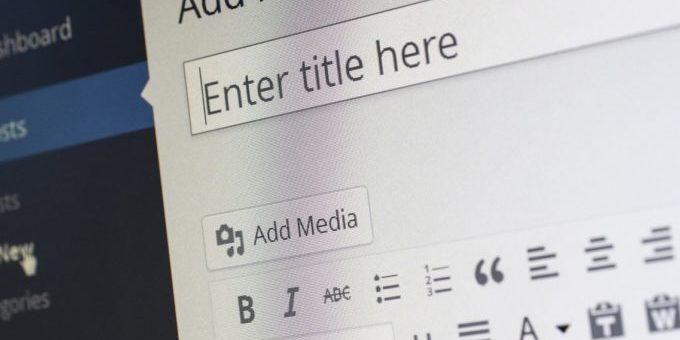 wordpress-content-editor
